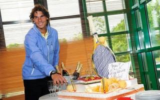 Rafael Nadal vainqueur à Roland Garros 2012