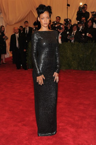Rihanna en Tom Ford