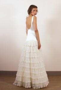 robe de mariée pour femme enceinte 205x300 Robe de Mariée pour femme enceinte