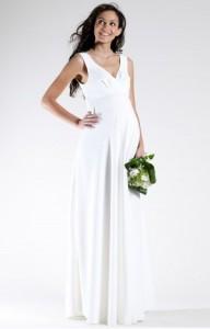 robe de mariee femme enceinte Robe de mariée pour femme enceinte