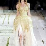robe mariage McQueen