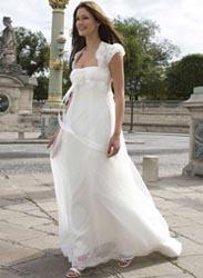 robe mariee femme enceinte Robe de mariée pour femme enceinte