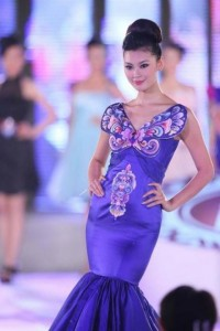 robes de Miss Monde 2012