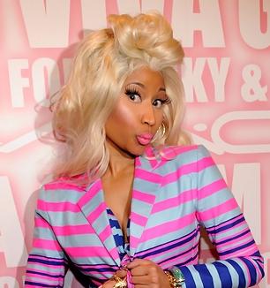 rouge viva glam Nicki Minaj