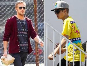 Justin Bieber et Ryan Gosling cousins