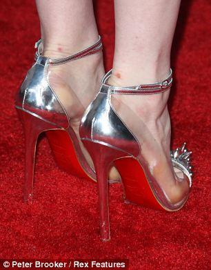 sandales Julianne Moore