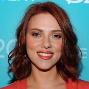 Scarlett Johansson rousse