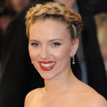La tresse de Scarlett Johansson