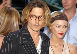 Séparation de Vanessa Paradis et Johnny Depp