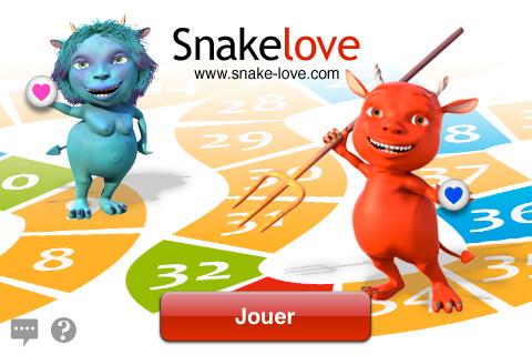 Application Snake Love