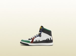 Sneakers Londres de Gucci