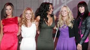 Spice Girls pour Viva Forever