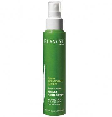 Spray défatigant jambes Elancyl