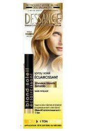 spray eclaircissant cheveux