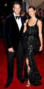 Tom Brady et Gisele Bundchen
