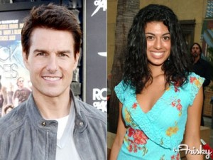 Tom Cruise et Yolanda Pecoraro