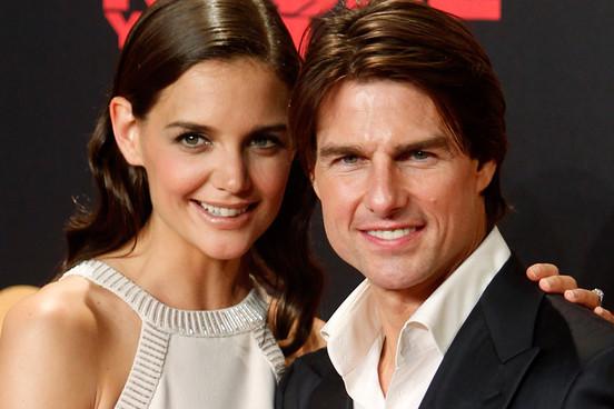 Divorce de Tom Cruise et Katie Holmes
