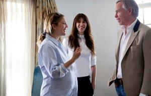 Charlotte Gainsbourg et Drew Barrymore pour Tommy Hilfiger