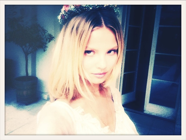 Compte Twitter de Magdalena Frackowiak