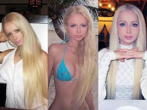 Valeria Lukyanova la Barbie vivante