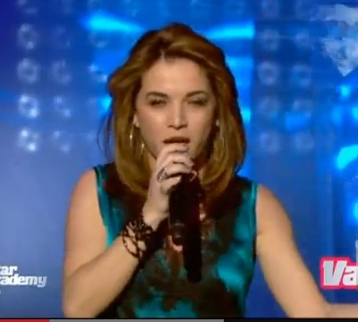 Vanina chante Diamonds de Rihanna dans Star Academy 9
