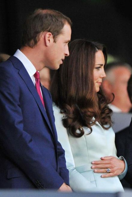 ventre de Kate Middleton