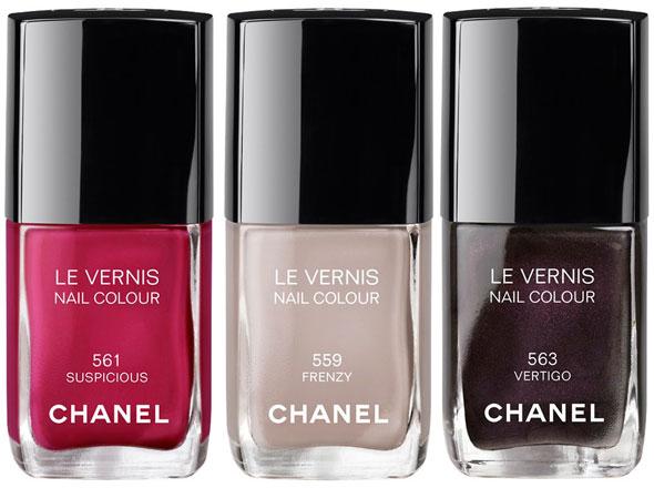 Maquillage Chanel automne 2012
