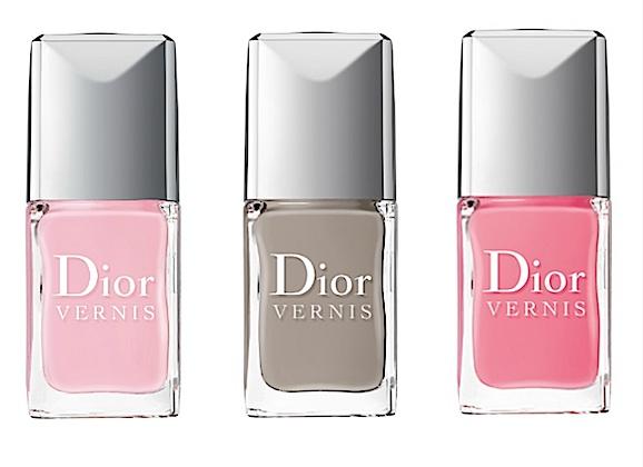 Vernis Dior printemps 2013
