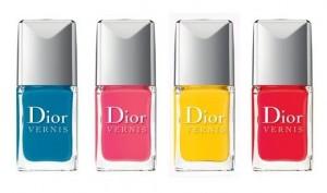 vernis Dior Summer Mix