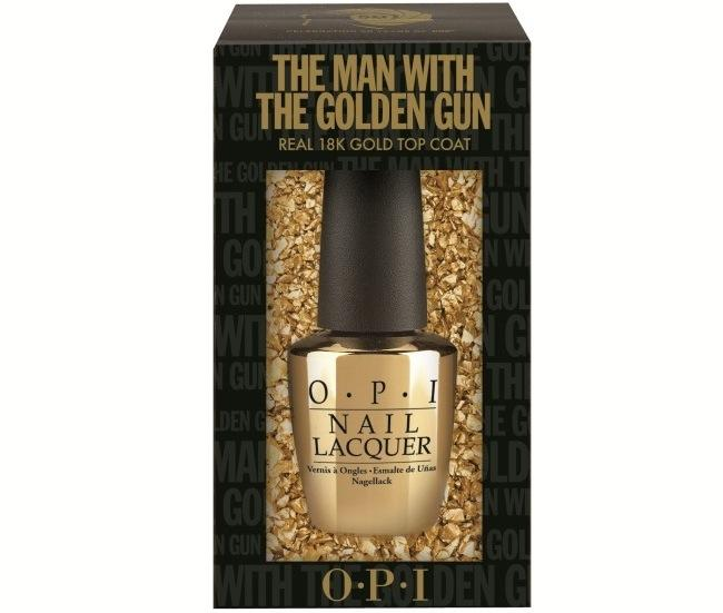 Vernis The Man with the Golden Gun OPI