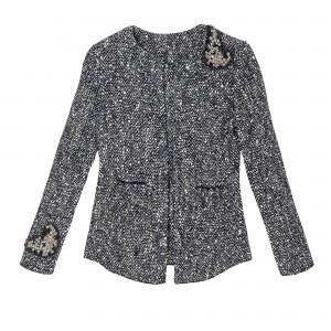 Vestes Zara façon Chanel