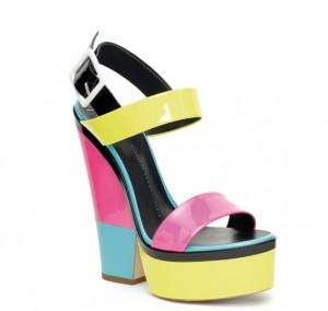 Sandales plateforme Zanotti